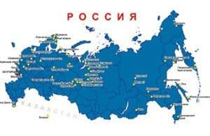 Доставка зимних садов по России