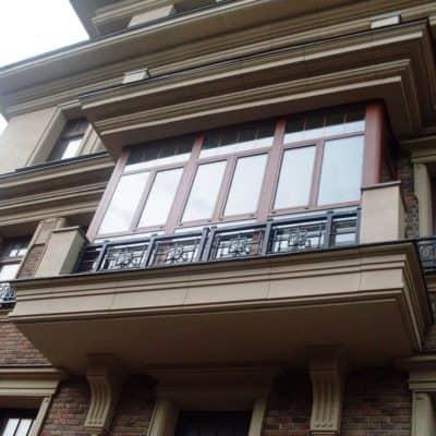 остекление балконов1