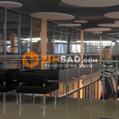 Библиотека МИСИС после реконструкции