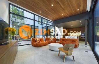Алюминиевые окна для коттеджей